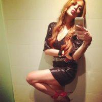 . Imagen Por: Instagram/Lindsay Lohan