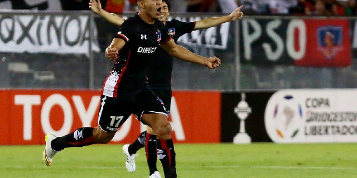 La mirada del artillero: Felipe Flores detalló cómo hizo su gol clave en la Copa Libertadores