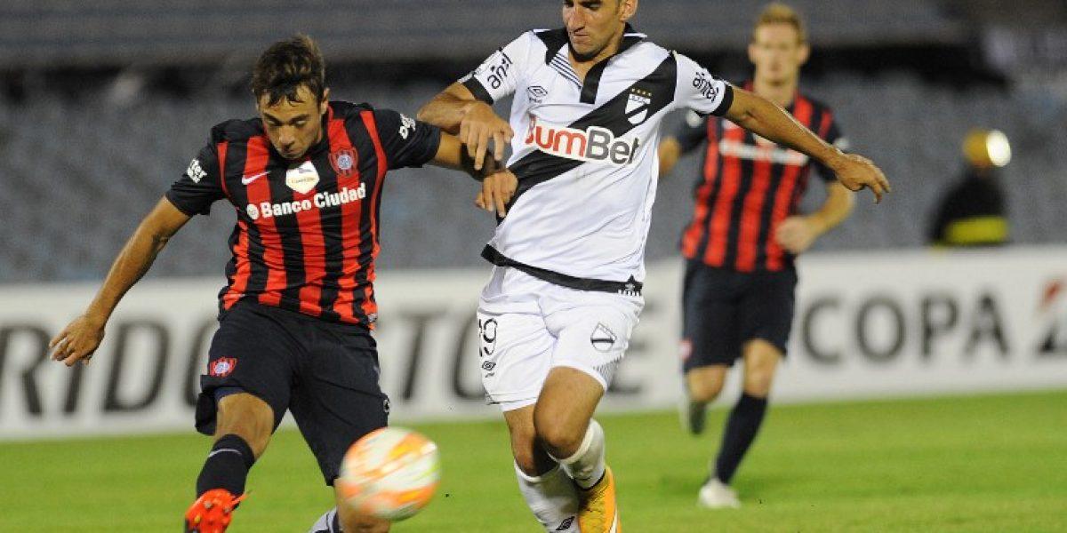 Libertadores: El campeón San Lorenzo sufrió pero partió con el pie derecho su defensa