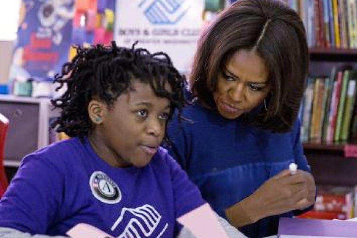 8. Trabajó como comisionada asistente de planificación y desarrollo en la alcaldía de Chicago. Foto:Getty. Imagen Por:
