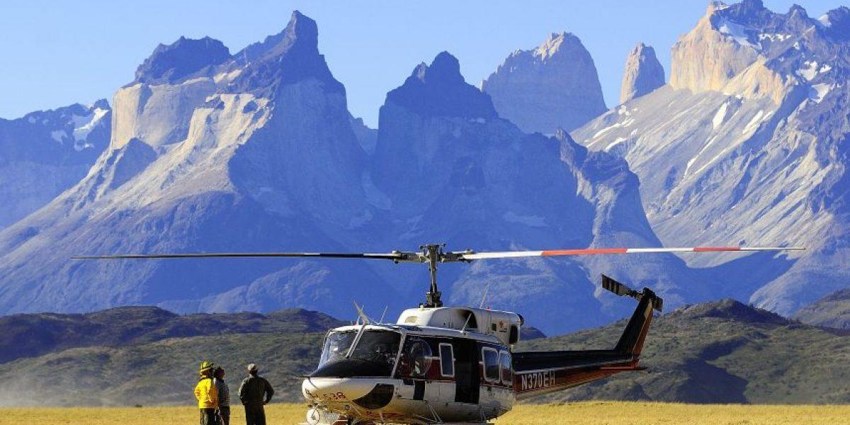 Expulsan del país a dos turistas por encender fuego en parque Torres del Paine