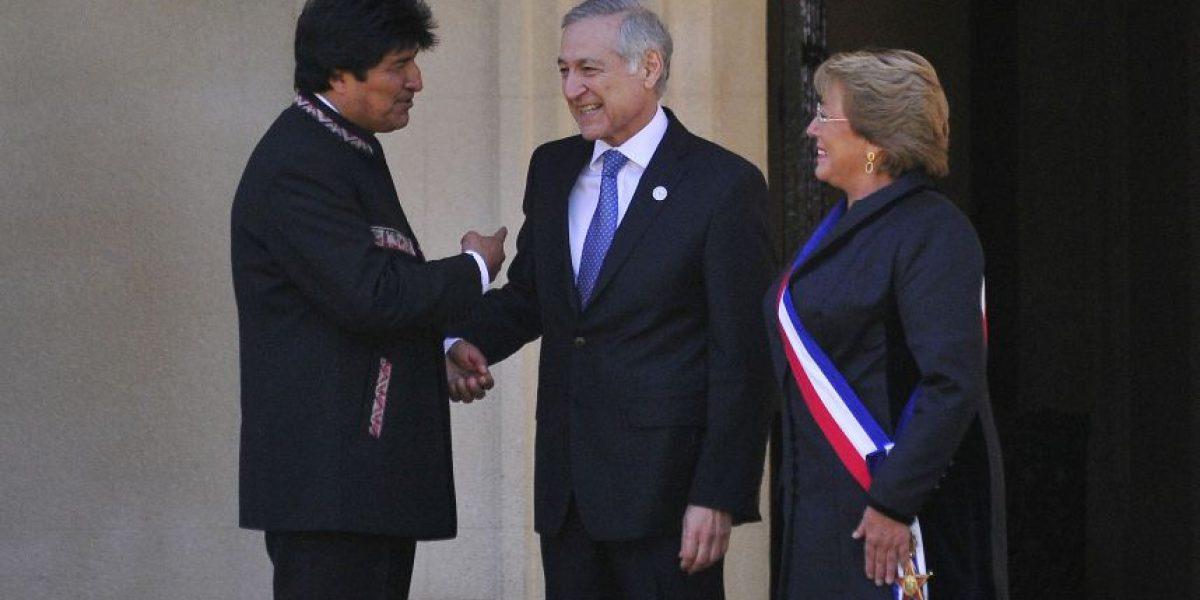 Chile y Bolivia dialogan en la sede de la Aladi