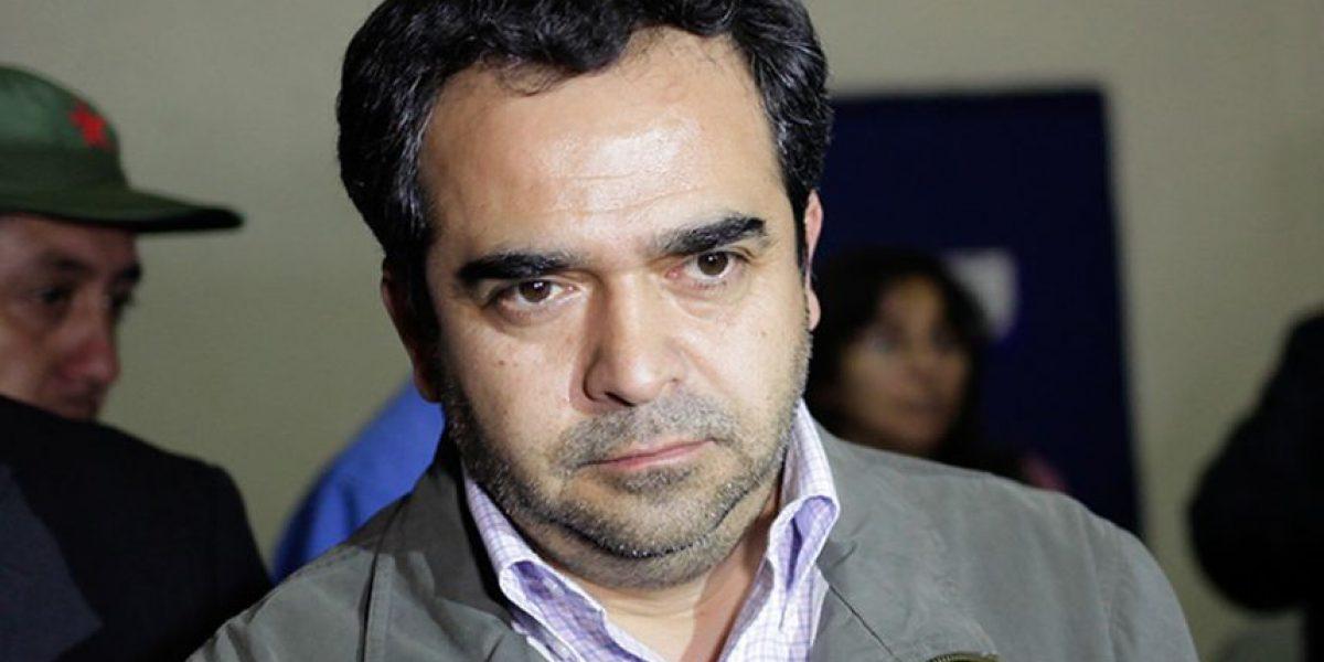 Senador Jaime Quintana enfrenta querella de familia de carabinero al que mató por atropello