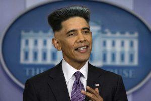 El presidente Barack Obama Foto:Reddit. Imagen Por: