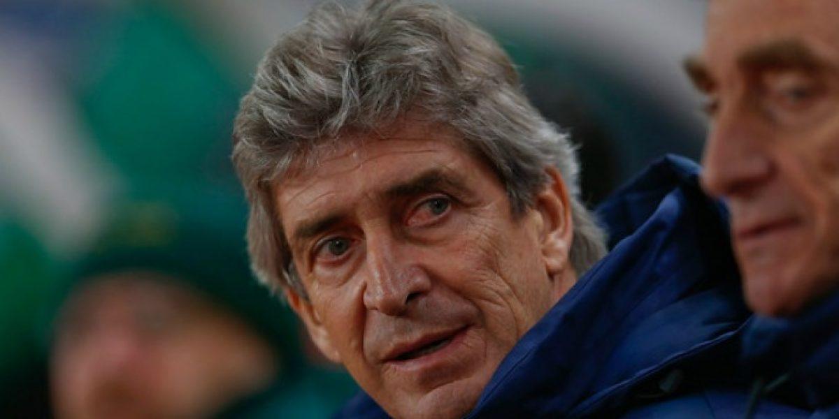 Pellegrini sigue optimista para obtener el título en la Premier con el City