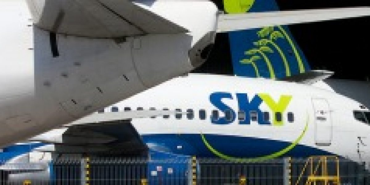 Sky terminó 2014 como la aerolínea más puntual y con menor tasa de reclamos