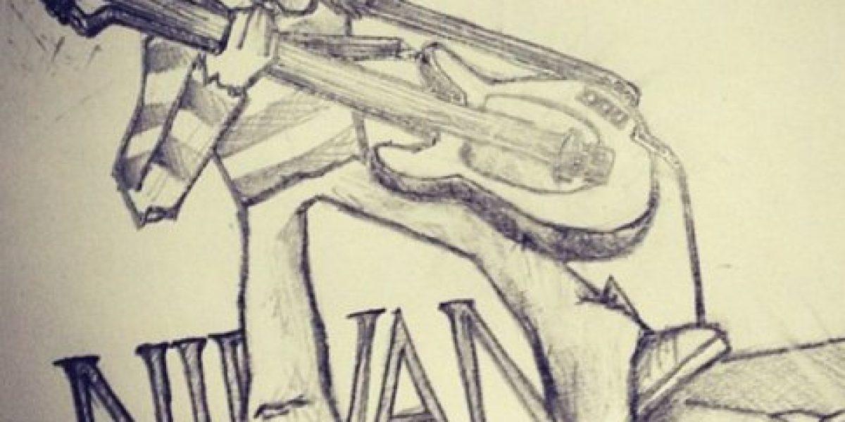15 datos que probablemente no conocían sobre Kurt Cobain