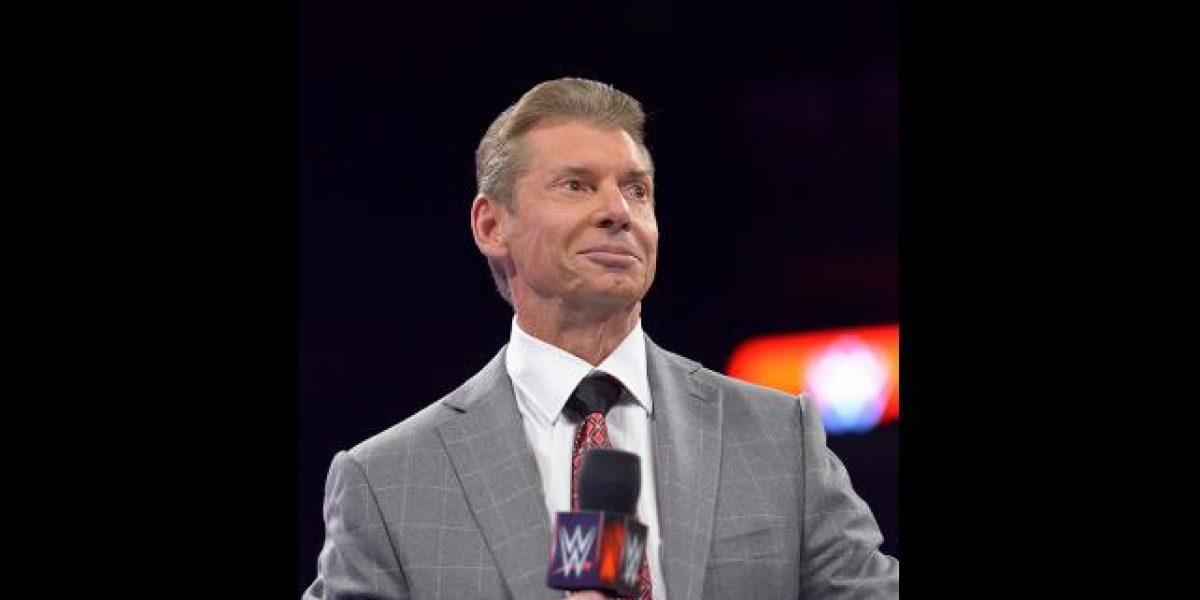 Musculoso: Así luce Vince McMahon, dueño de la WWE, a sus 69 años