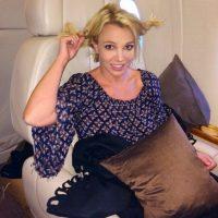 . Imagen Por: Instagram/Britney Spears