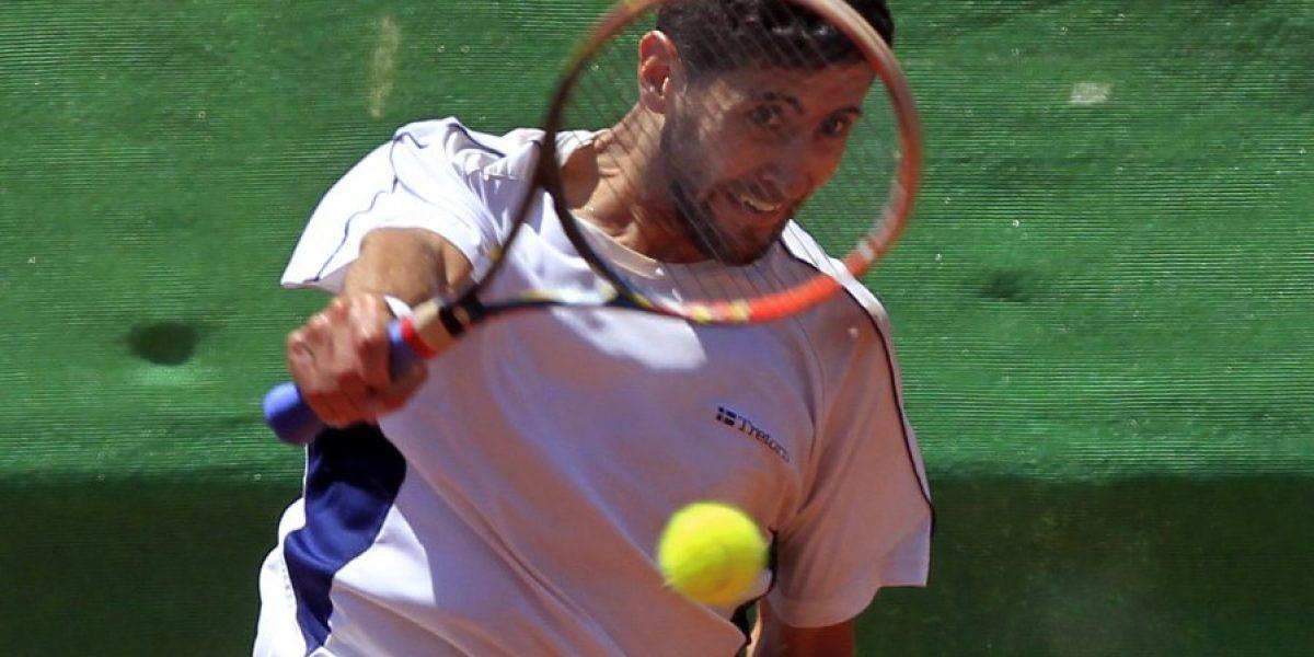 Podlipnik y su nueva opción con Chile en la Davis: