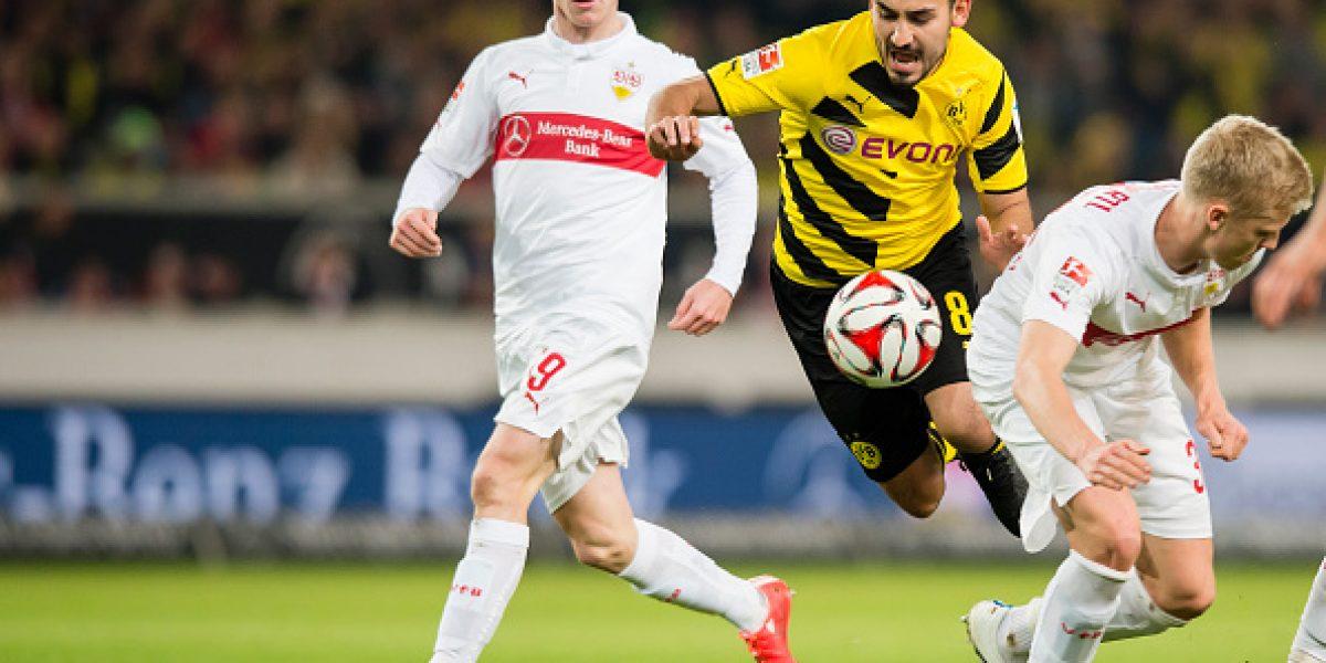 El Dortmund reafirma su alza en Alemania tras vibrante triunfo ante Stuttgart