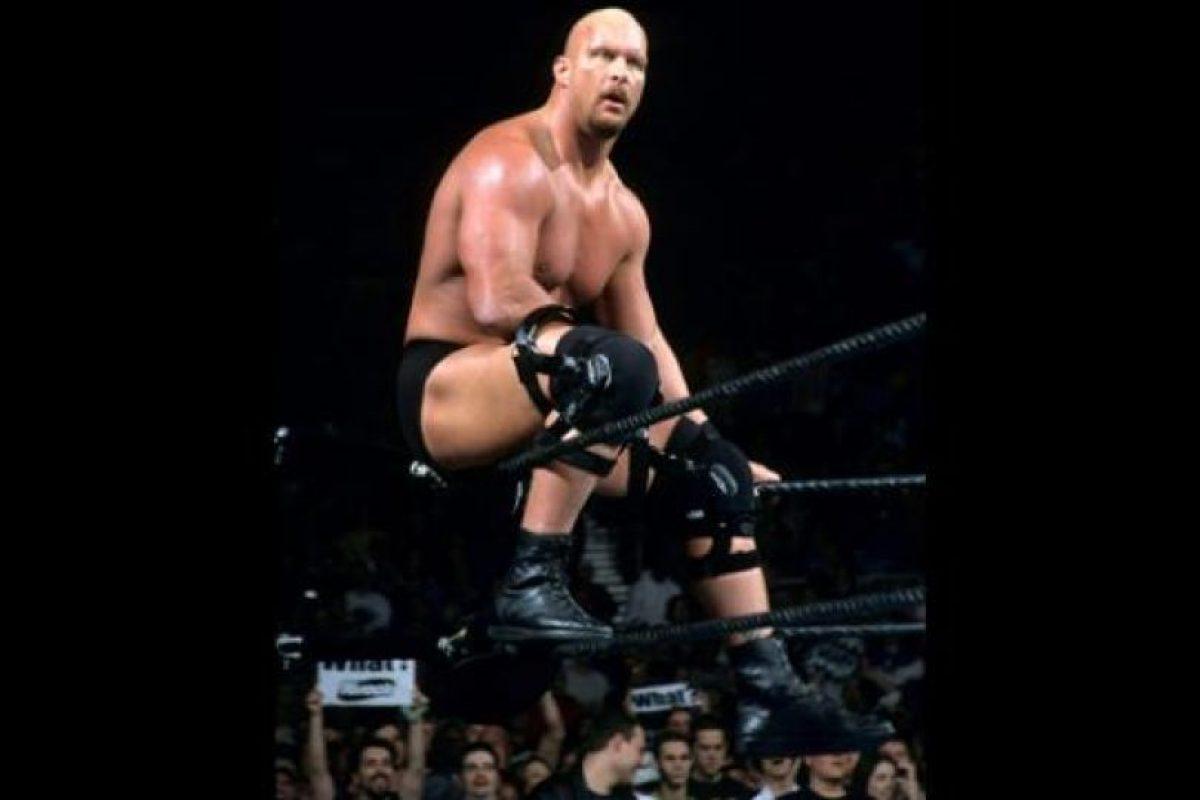 Llegó a pelear con figuras como Stone Cold Foto:WWE. Imagen Por: