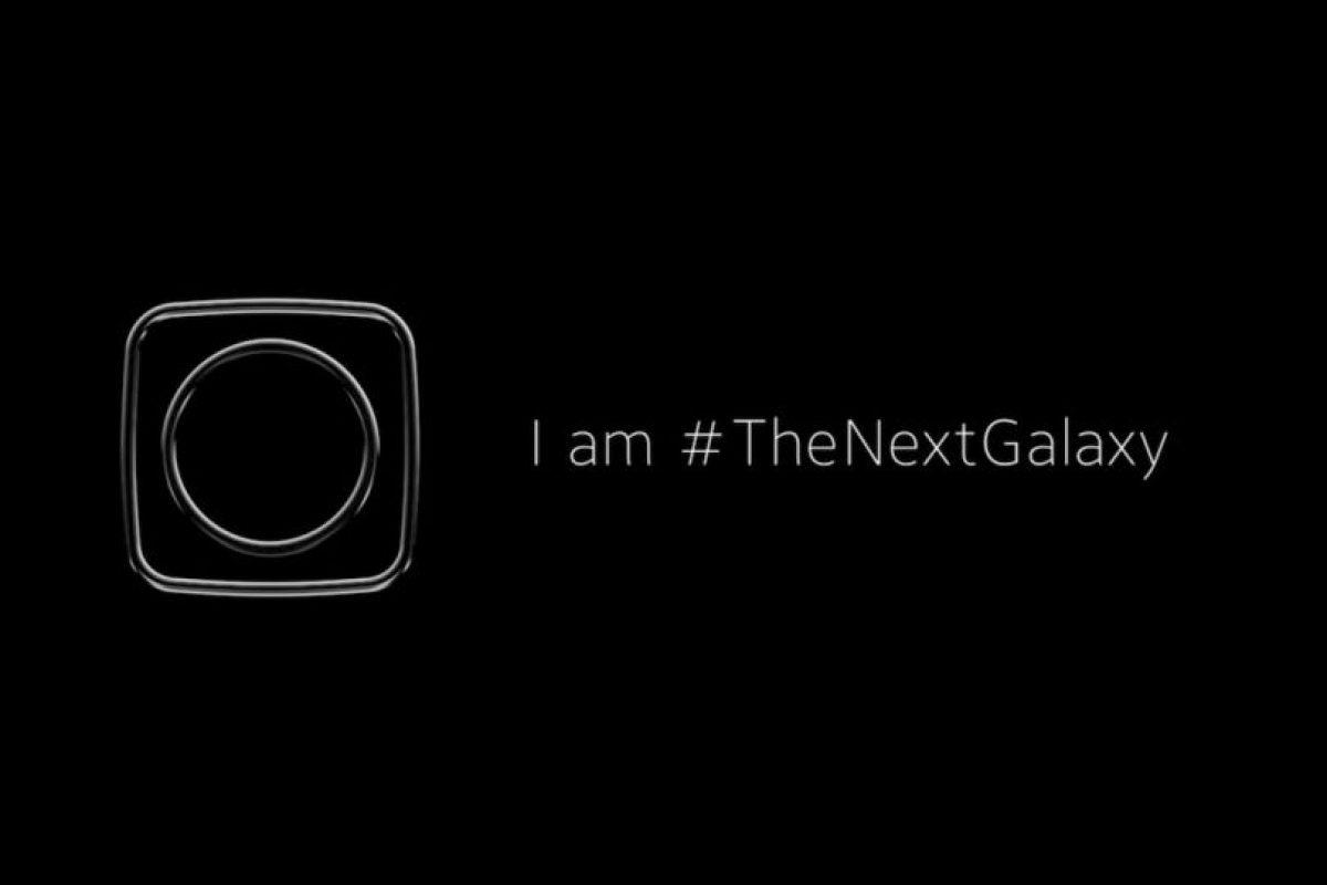 Así promocionan el nuevo Samsung Galaxy. Foto:twitter.com/SamsungMobile. Imagen Por: