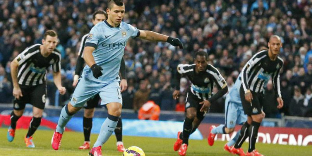 Manchester City aplasta a Newcastle y le mete miedo a Barcelona
