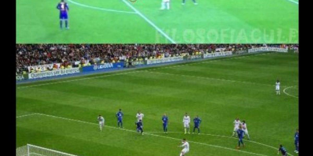Caída, berrinche y derrota: El peor partido de Lionel Messi ante Málaga