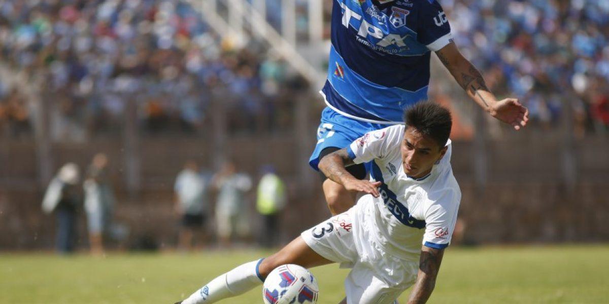 El Pájaro Gutiérrez salvó en la agonía a la UC y le dio el empate ante San Marcos
