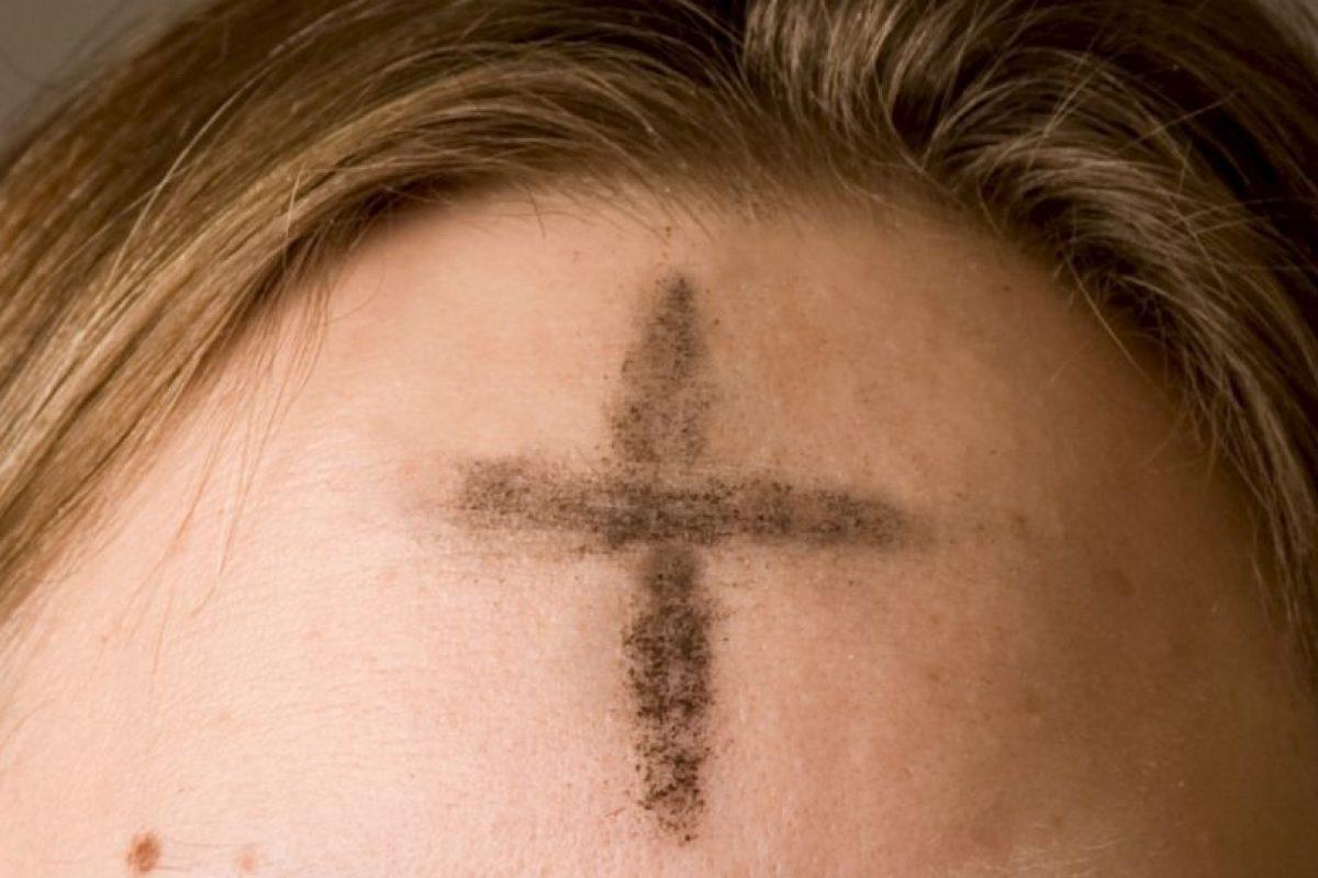 1. En Rionegro, Antioquia, (Colombia), varios feligreses fueron quemados cuando les aplicaron la cruz de ceniza. Foto:Wikipedia. Imagen Por: