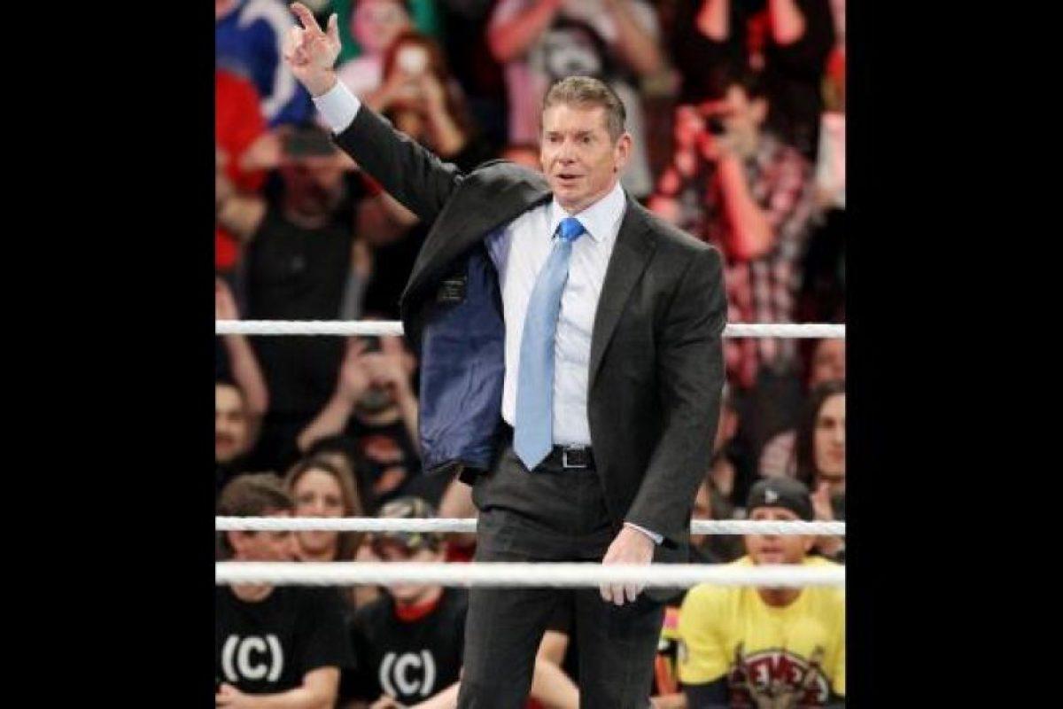 Siempre se ha preocupado por su imagen Foto:WWE. Imagen Por: