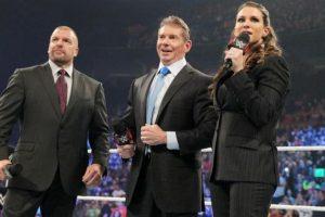 Es uno de los empresarios deportivos más exitosos Foto:WWE. Imagen Por: