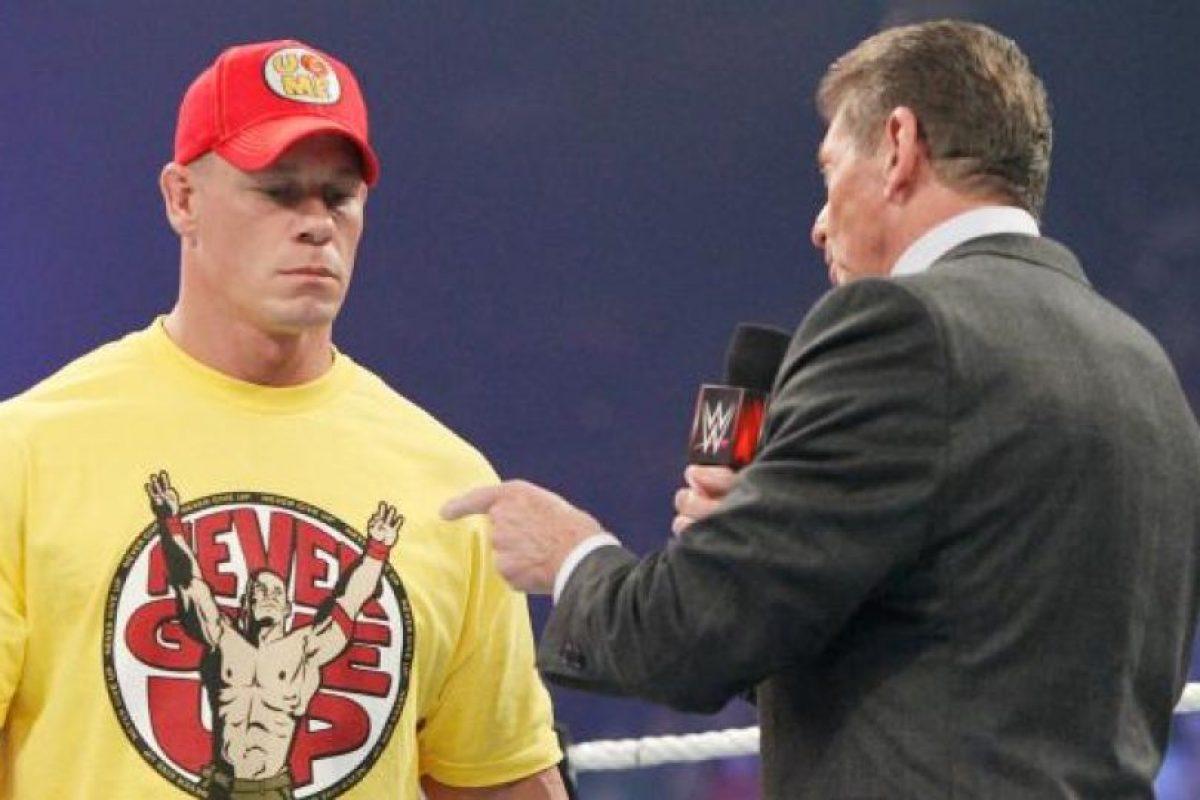 Aún aparece en los shows de la WWE Foto:WWE. Imagen Por: