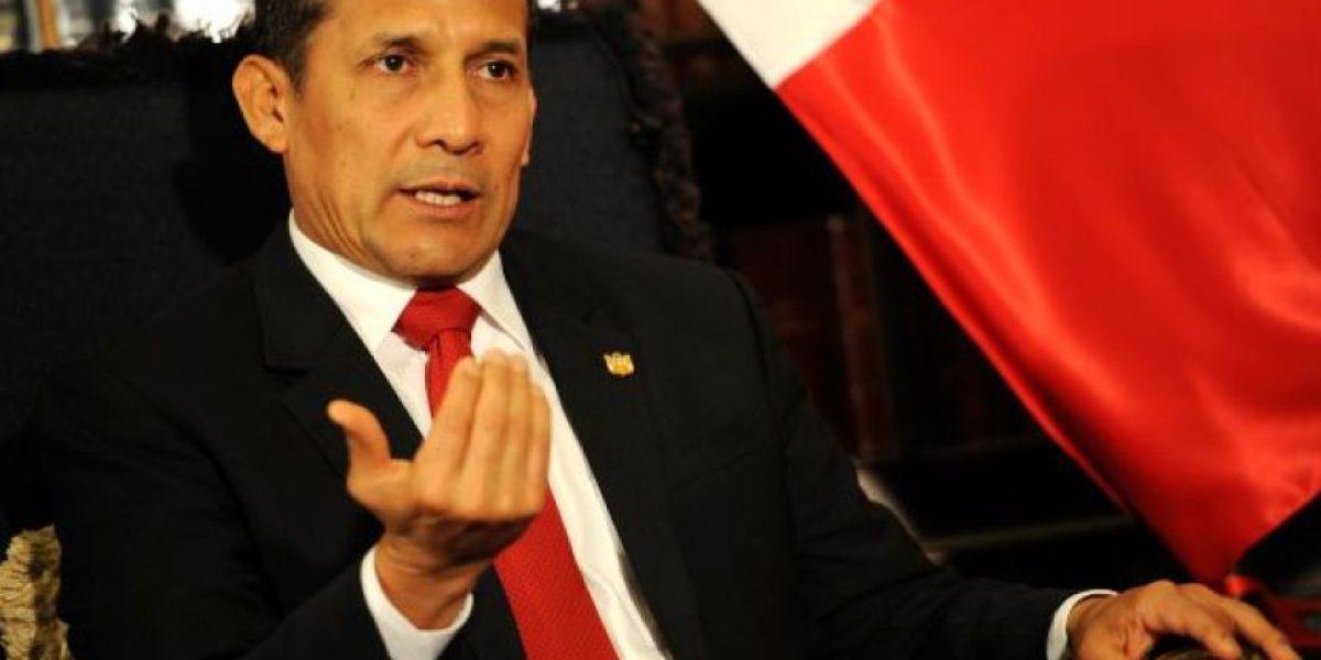 Humala y presunto espionaje chileno: