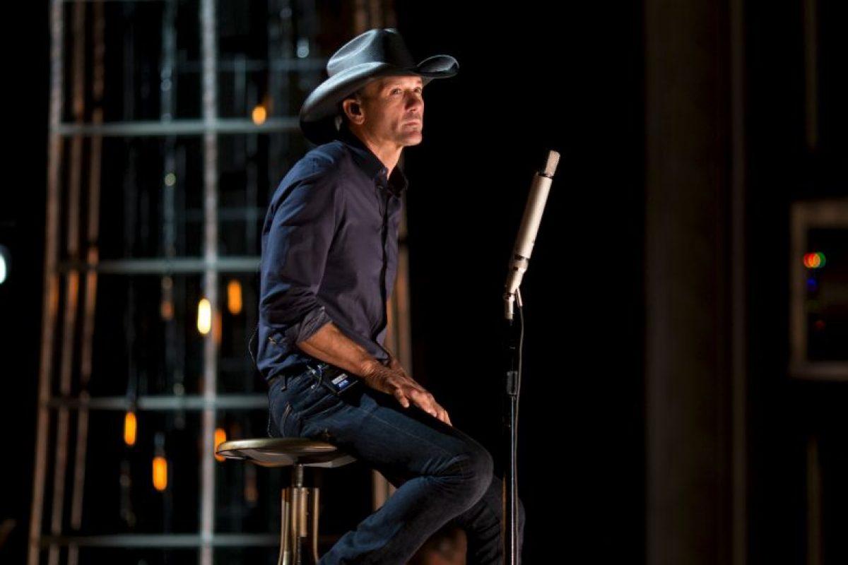 Tim McGraw Foto:Getty Images. Imagen Por: