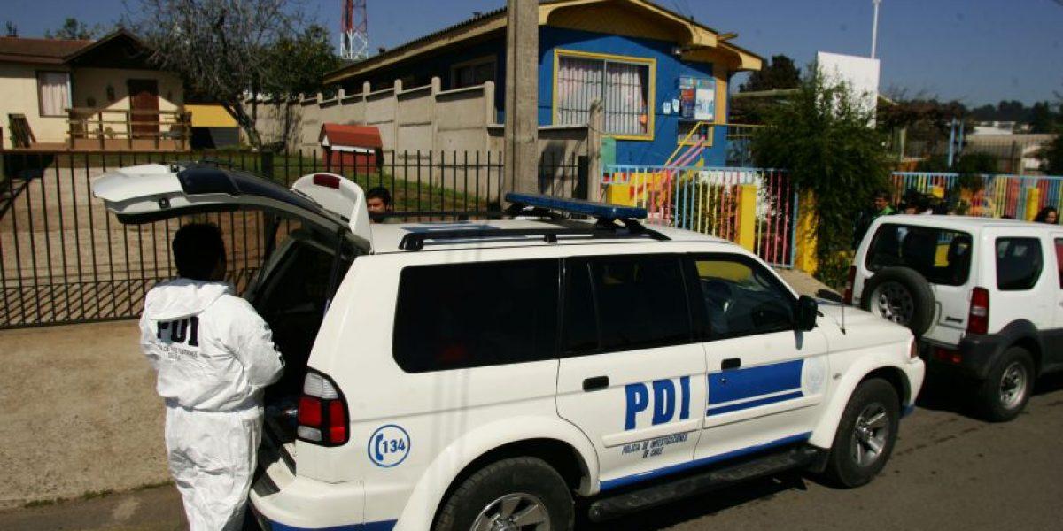 Detienen a presunto abusador de niña de 3 años en Cerrillos