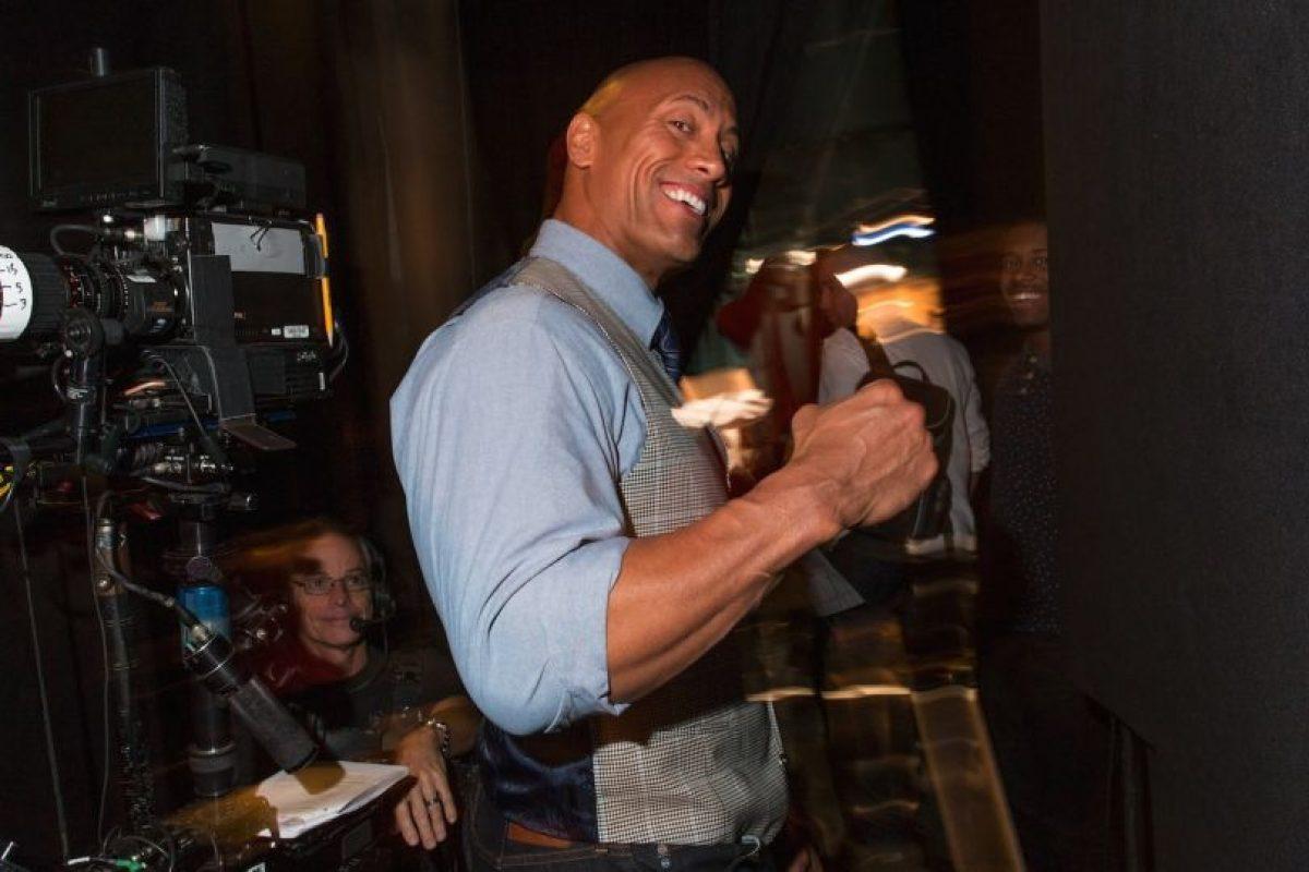 Dwayne 'The Rock' Johnson Foto:Getty Images. Imagen Por: