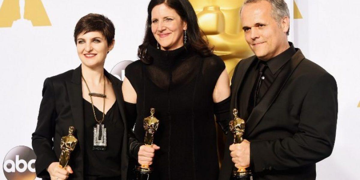 Snowden felicita a Laura Poitras por el Oscar a