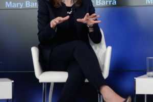 Mary Barra- Es la CEO de la compañía General Motors desde el 14 de enero de 2014. Según la revista Forbes, está casada y tiene dos hijos. Barra cuenta con una Maestría en Administración de Empresas de la Escuela de Negocios de la Universidad de Stanford. Foto:Getty. Imagen Por: