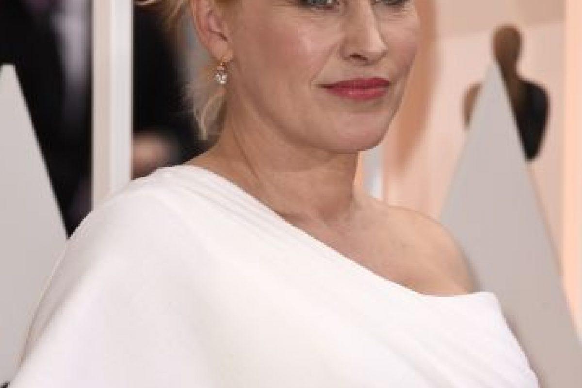 """Patricia Arquette se llevó a casa el Oscar a Mejor actriz de reparto por su interpretación en """"Boyhood"""" Foto:Getty Images. Imagen Por:"""