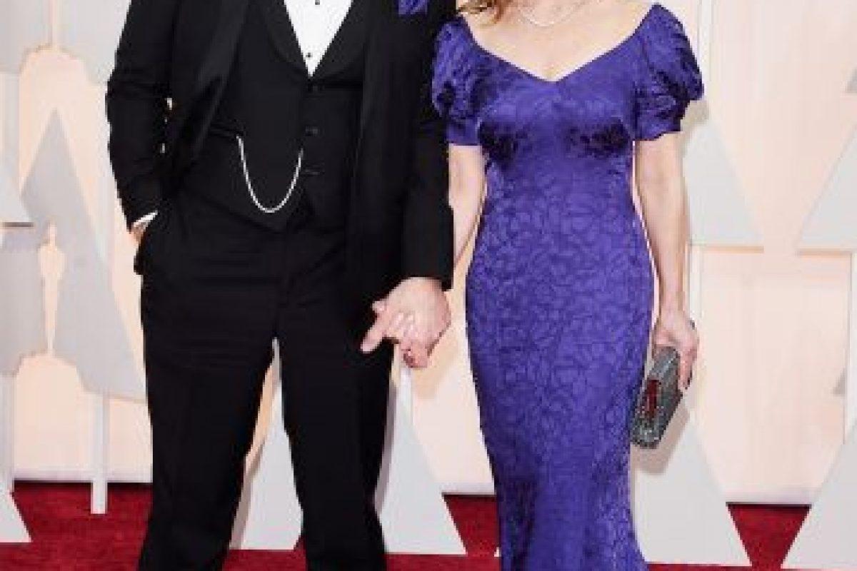 """Simmons ganó la categoría Mejor actor de reparto por """"Whiplash"""" Foto:Getty Images. Imagen Por:"""