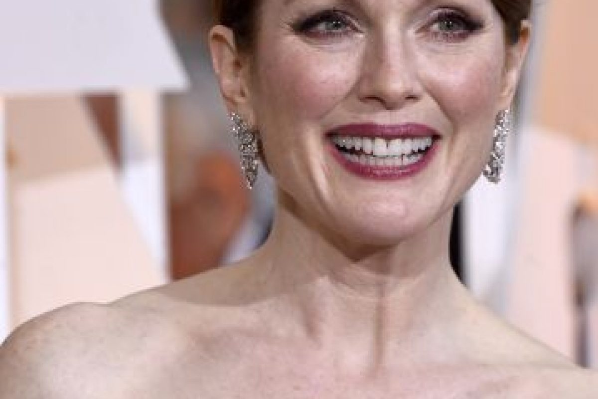 Julianne Moore Foto: Getty Images. Imagen Por: