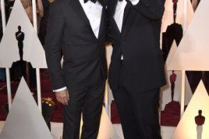 """El cineasta mexicano Alejandro González Iñárritu ganó el Oscar a Mejor director por """"Birdman"""" Foto:Getty Images. Imagen Por:"""