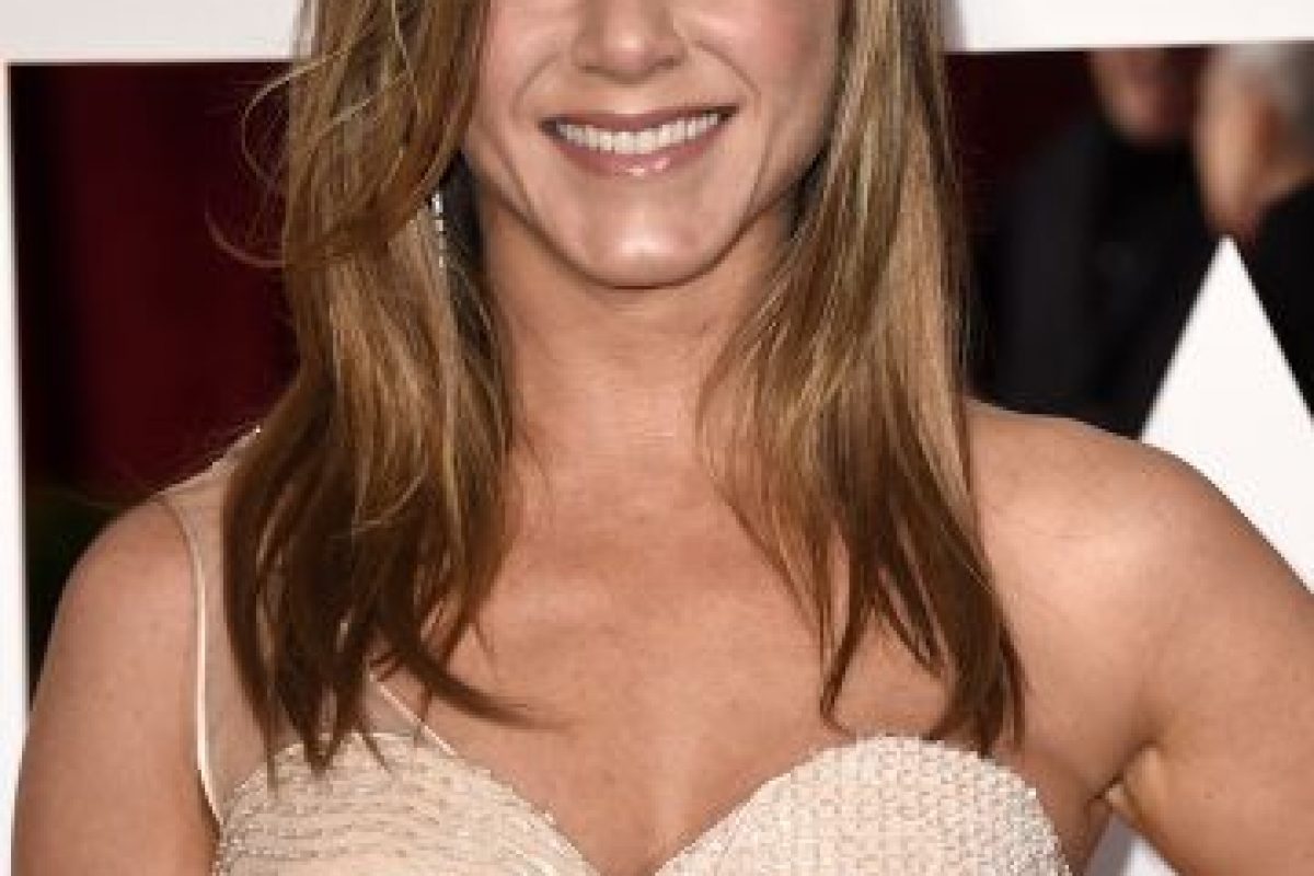 Jennifer Aniston Foto: Getty Images. Imagen Por: