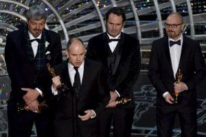 """Paul Franklin encargado de efectos visuales en """"Interstellar"""" Foto:Getty Images. Imagen Por:"""