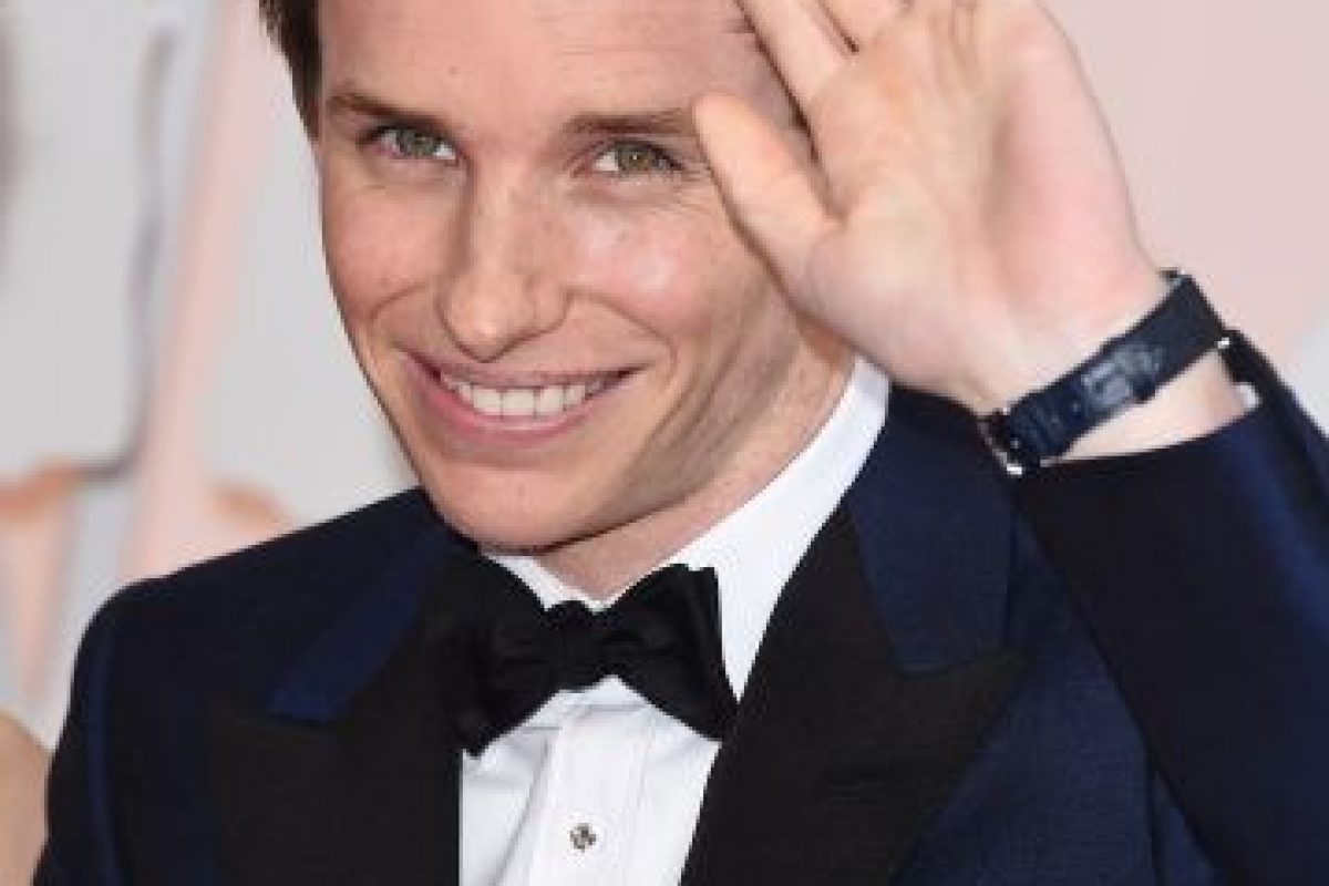 "Eddie Redmayne ganó el Oscar a Mejor Actor por su interpretación del científico Stephen Hawking en ""The Theory of Everything"" Foto: Getty Images. Imagen Por:"