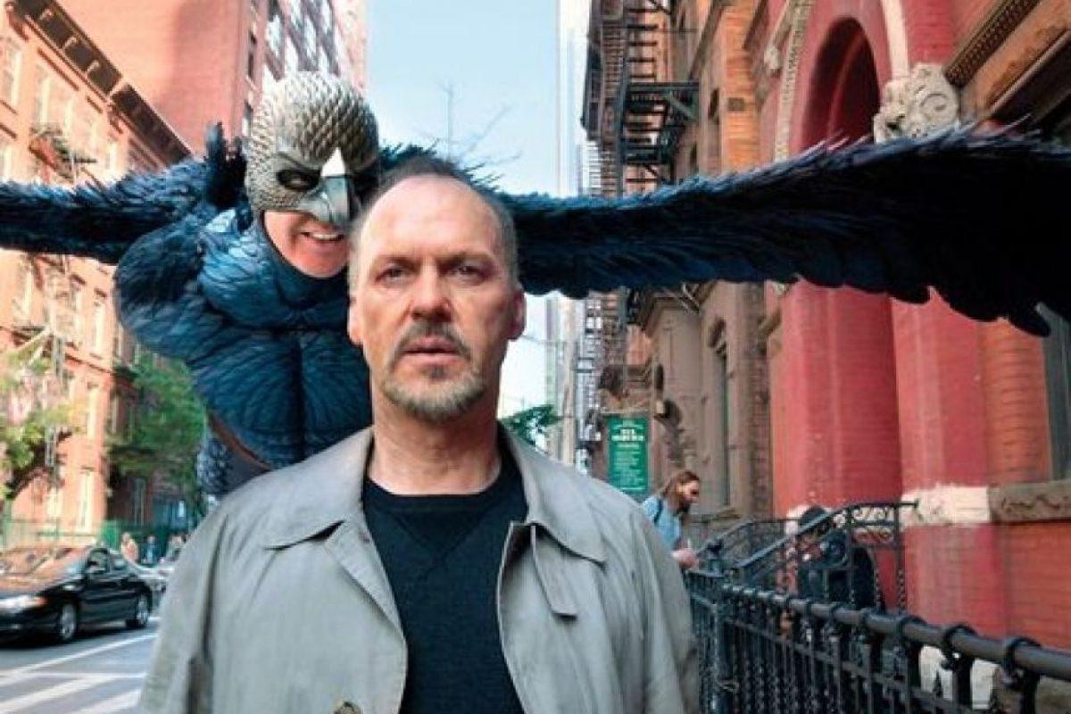 """""""Birdman"""" ganó el Oscar a Mejor Película. El film fue dirigido por el cineasta mexicano Alejandro González Iñárritu. Imagen Por:"""