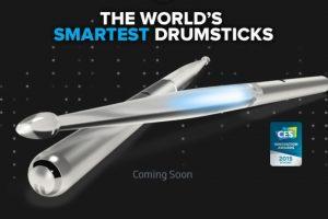 Smartest Drumsticks Foto:muzikofficial.com. Imagen Por: