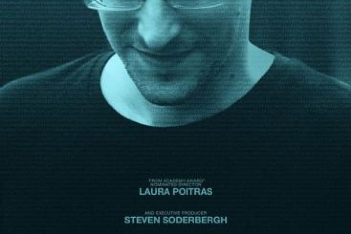 """El Oscar al Mejor documental fue para """"Citizenfour"""", filme que sigue y narra la historia de Edward Snowden. Imagen Por:"""