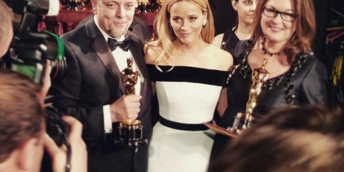 FOTOS: Esto es lo que NO se vio durante la entrega del Premio Oscar