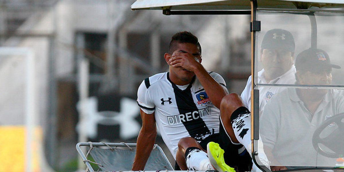 Le llegan ofertas: los goles de Felipe Flores podrían partir al extranjero
