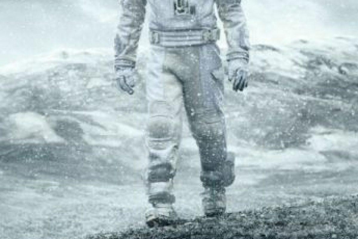 """""""Interstellar"""" se quedó con el Oscar a Mejores efectos visuales. Imagen Por:"""