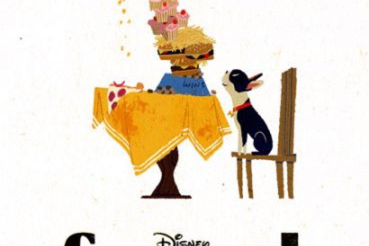 """Disney se hizo presente y """"Feast"""" ganó el Oscar a Mejor cortometraje animado. Imagen Por:"""