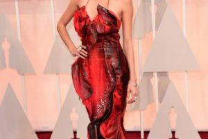 Blanca Blanco, un desastre de estilo con su vestido ultradramático Foto:Getty Images. Imagen Por:
