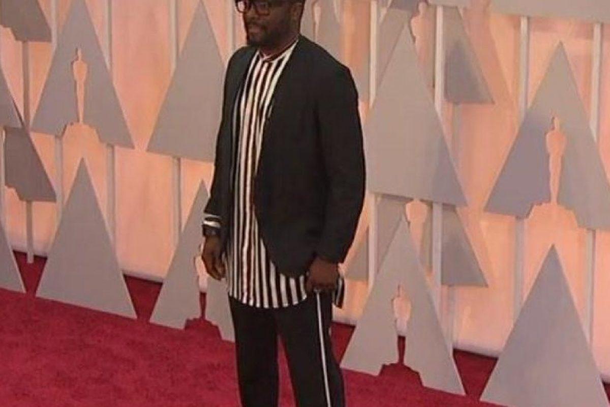 Will.I.AM confundió los Oscar con los Grammy Foto:Getty Images. Imagen Por: