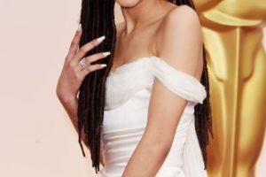 Zendaya, así no. Opacaste un vestido que igual parecía de prom. Foto:Getty Images. Imagen Por: