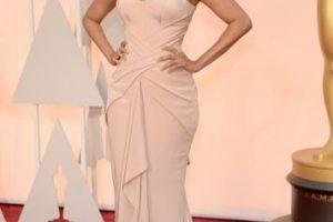 Zoe Saldana, de nude y drapeado. Foto:Getty Images. Imagen Por:
