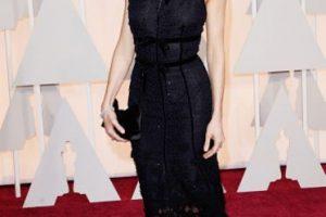 Sienna Miller, imponente de negro. Foto:Getty Images. Imagen Por: