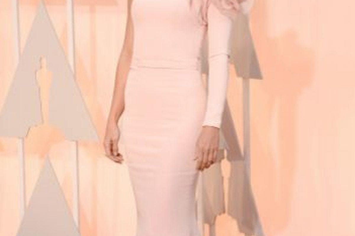 Gwyneth Paltrow también sabe tener estilo. Foto:Getty Images. Imagen Por: